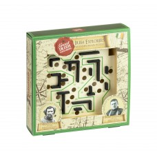 Great Irish Explorers Maze Puzzle