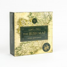 IRISH VINTAGE MAP 2018 DESIGN