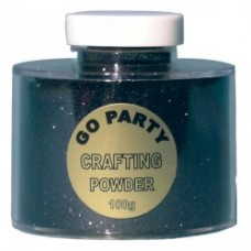 CRAFTING POWDER BLACK