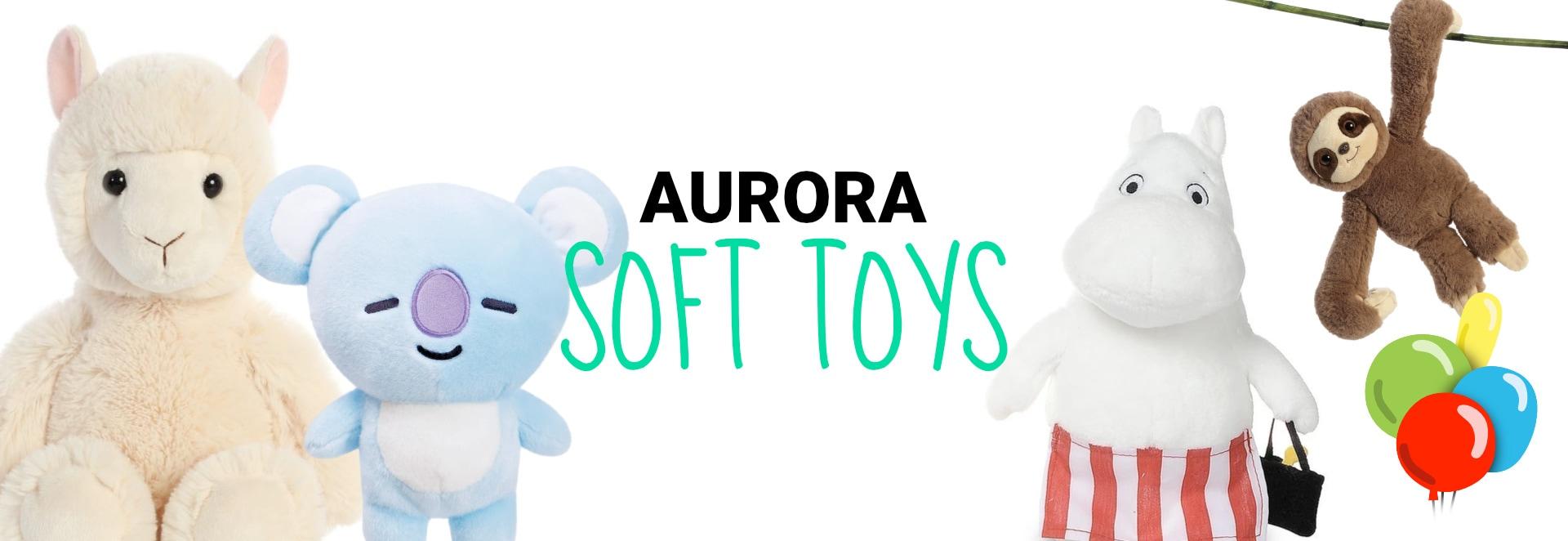 Aurora Soft Toys