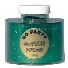 CRAFTING POWDER EMERALD GREEN
