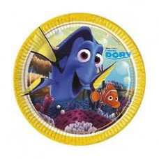 Finding Dory 9 Inch Plates