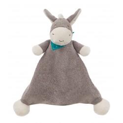 Dippity Donkey Blankie 11In
