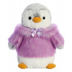 PomPom Penguin HP Purple 11In