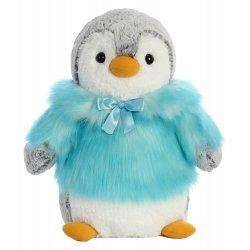 PomPom Penguin HP Teal 11In