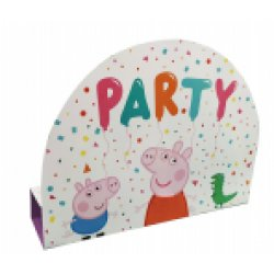 Peppa Invitations and Envelopes