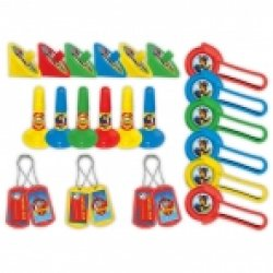 Paw Patrol 24 toy favor pack