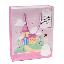A4 Pink Girl Gift Bag