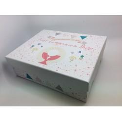 COMMUNION TROVE Communion Girl Keepsake Box