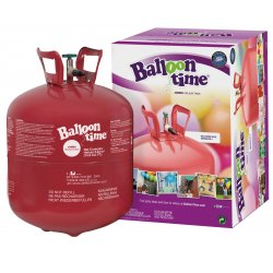 Helium Tank Jumbo 50 by 9 Inch Latex