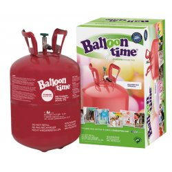 Helium Tank 30 by 9 Inch Latex