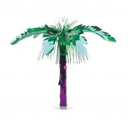 Foil Palm Tree Cascade Centrepiece