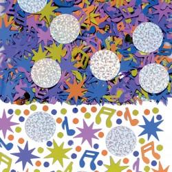70's Disco Prismatic Confetti