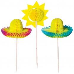 Del Sol Honeycomb Picks