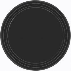 PLATE 22.8cm s/c:jet black
