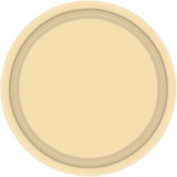 PLATE 22.8cm s/c:vanilla creme