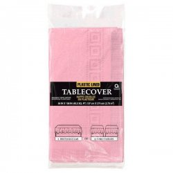 TABLECOVER emb s/c:new pink