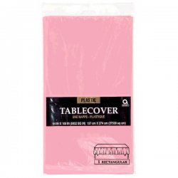 TABLECOVER plas rect:new pink