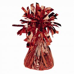 BALLOON WEIGHT foil:red