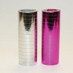 Serpentine-2Roll Silver&Pink
