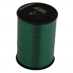 Dark Green Balloon Ribbon 500mx5mm