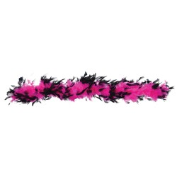 Hen Party - Boa Black/Pink