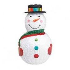 PINATA conv: Snowman w Blk Hat