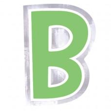 PERSONALISED RANGE:  B