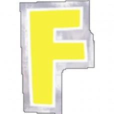 PERSONALISED RANGE:  F
