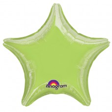 19 STAR:LIME GREEN