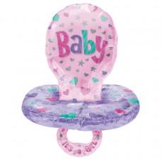 MULTI:GIRL BABY PACIFIER