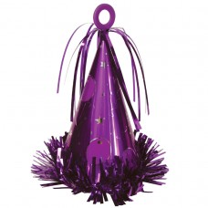 Purple Hat Balloon Weight