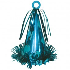 Light Blue Hat Balloon Weight