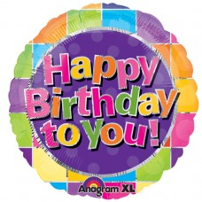 18IC:HAPPY BDAY TO YOU PRIMARY