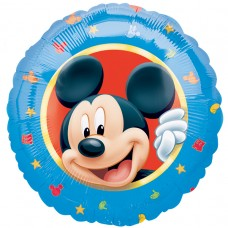 18IC:MICKEY PORTRAIT