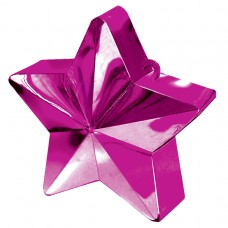BALLOON WEIGHT:STAR magenta