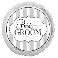 18IC:THE BRIDE & GROOM