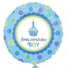 18IC:SWEET LITTLE CUPCAKE BOY
