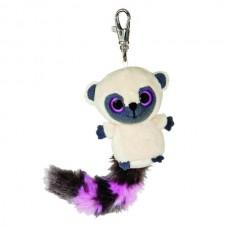 YooHoo Mini Key Clip Pink 3In