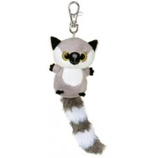 Lemmee Lemur Mini Key Clip 3In