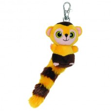Roodee Capuchin Monkey Mini Key Clip 3In