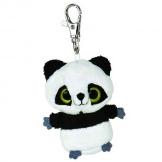 Ring Ring Panda Mini Key Clip 3In