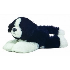 Mini Flopsie - Sparky Border Collie 8In