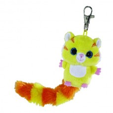 Tumo Yellow Tiger Mini Key Clip 3In
