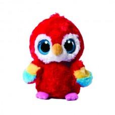 Lora Scarlet Macaw 5In