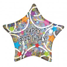 18IC:HAPPY BIRTHDAY STARS