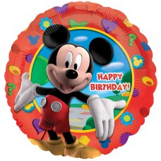 SD-C:MICKEY'S CLUBHOUSE-BDAY