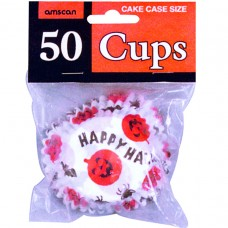 CAKE CASES pk50:HAPPY HWEEN
