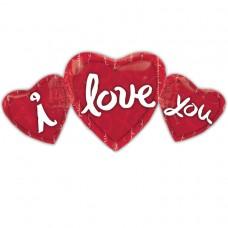 S/SHAPE:LOVE YOU HEART TRIO