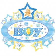 S/SHAPE:BABY BOY MARQUEE